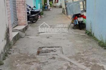 Nhà cấp 4 đang cho thuê đường Nguyễn Duy Cung, phường 12, Gò Vấp DT: 4x20,5m giá 3 tỷ 550 tr