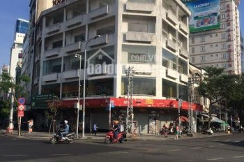Cho thuê nhà góc 2 MT 181 Hàm Nghi và Phó Đức Chính, Quận 1, 25x20m 4 lầu, 1.74 tỷ/th (TL)
