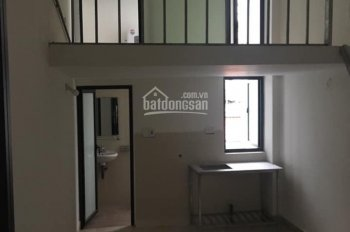 Cho thuê chung cư mini có điều hòa 2 chiều, thang máy, nóng lạnh, camera an ninh. Phùng Khoang