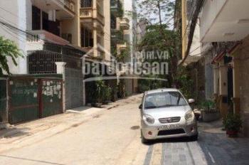 CC bán căn nhà liền kề tại số 445 phố Đội Cấn Linh Lang Cống Vị, Ba Đình, DT 95m2x6T, giá 15,9 tỷ
