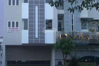 Bán gấp nhà mặt tiền đường Hoàng Quốc Việt, Q7, có thang máy, 6x22m giá 19 tỷ, LH 0918278768
