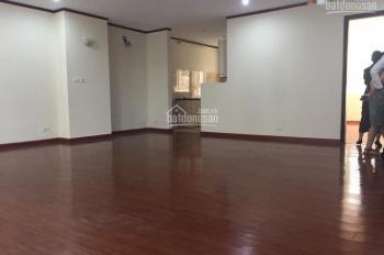 Tôi cho thuê chung cư Vinaconex 1 số 289A Khuất Duy Tiến, 206m2, 4PN, giá 20tr/th. LH: 0988138345