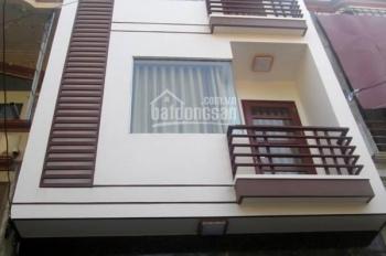 Chính chủ cho thuê nhà 4 tầng DT 68m2 giá 12tr/th mặt phố Định Công, thuận tiện cho việc kinh doanh