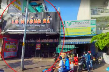 Cho thuê nhà MT Phan Văn Trị ngang siêu to có thể làm nhà hàng showroom giá cả phải chăng