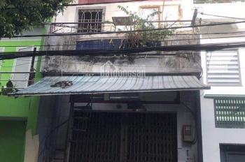 Bán nhà 9 chủ 68/3 Trần Tấn, Tân Sơn Nhì, Tân Phú. DT 4x16m 1 lầu cũ, giá 6,5 tỷ TL