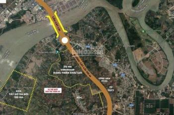 Bán đất Nhơn Trạch, Đồng Nai, sát quận 2 TPHCM. Giá rẻ