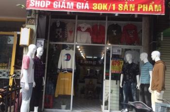 Cần sang gấp shop quần áo nam (hoặc sang mặt bằng) tại số 9 đường Võ Thành Long, P. Phú Cường