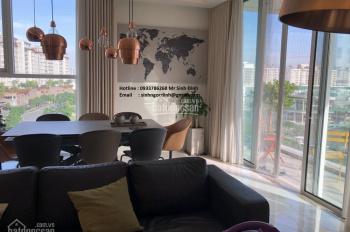 Giỏ hàng căn hộ Sarica 3PN diện tích từ 139m2 đến 161m2, view Lâm Viên sinh thái và thành phố