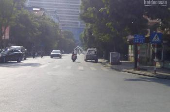 Bán nhà mặt phố Trần Đăng Ninh. DT 174m2 x 4 tầng nổi + hầm, MT 8m, móng 9T, giá 68 tỷ