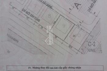 Bán mảnh đất HKC đã có sổ đỏ. LH: 0948002961