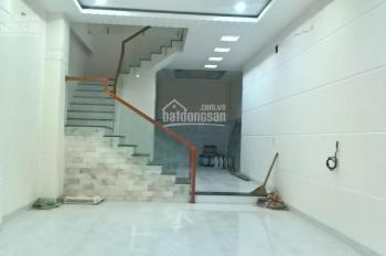 Bán nhà mặt tiền mới 100%, 3 tầng 3 mê đường 7m5 Phạm Nhữ Tăng, rẻ, tốt cho đầu tư liên hệ nhanh