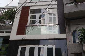 Cho thuê nhà góc 2 mặt tiền nhà 60A Nguyễn Cư Trinh, Q1, 5.8x22m, trệt 4 lầu
