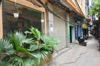 Cho thuê cửa hàng rộng 25m2 có gác xép rộng tại số 36 ngõ 48 Nguyễn Khánh Toàn, Cầu Giấy