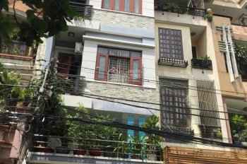 Bán nhà HXH Lam Sơn, P2, Q Tân Bình, (5*20m), 4 lầu, thuê 60 triệu/tháng, giá 14 tỷ