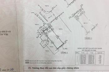 Bán nhà Lê Quang Định, phường 1, Gò Vấp