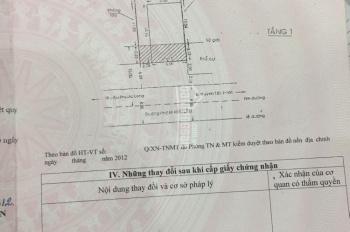 Bán mặt tiền Phạm Hữu Lầu, Quận 7 DT 272.8m2 giá 40 tỷ ngang 10.8m hướng Nam