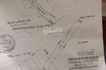 Bán nhà đất mặt tiền Nguyễn Thị Minh Khai, phường Tân Đông Hiệp, Dĩ An