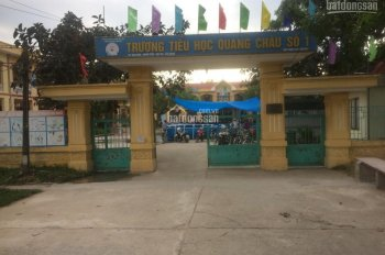 Bán nhà mới xây gần trường tiểu học Quang Châu, Viện Yên, Bắc Giang