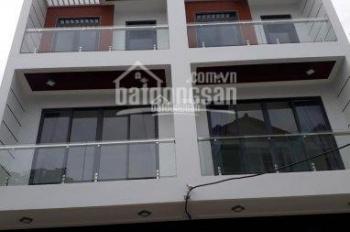 Bán nhà đường Gò Ô Môi, P. Phú Thuận, Quận 7. DT: 4x15m, 1 trệt, 2 lầu, sân thượng, DTSD 182m2