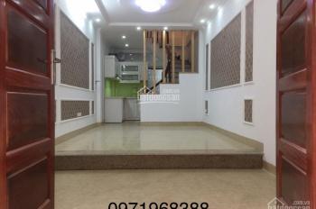 Bán nhà xây mới 5 tầng khu trung tâm phố Hoàng Đạo Thúy, Hoàng Ngân, Quận Thanh xuân, giá 3.78 tỷ