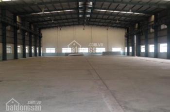 Công ty Hansai Vina cần cho thuê kho xưởng. DT: 500m, 1000m, 1700m, 15.000m2 tại KCN Bình Xuyên