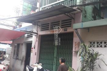 Bán nhà, hẻm 6m, 2 lầu, đường Nguyễn Tiểu La, P5, Q11