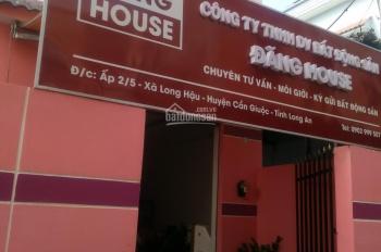 Cần bán gấp nhà mặt tiền hẻm Long Hậu, Lê Văn Lương nối dài