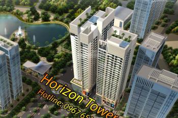 Horizon Tower N03T3 vay ưu đãi 0% 24 tháng tặng gói nội thất đến 60 triệu 50% nhận nhà ở ngay