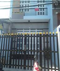 Cần bán nhà MT đường Chiến Lược, Bình Tân. DT 4x20m