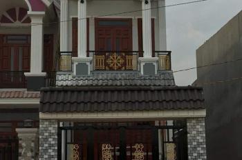 Gia đình mình do chuyển công tác cần bán nhà mới tự xây Bình Chuẩn, Thuận An. LH:0989016779