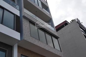 Cho thuê nhà mặt phố số 12 Nguyên Hồng, Đống Đa, 75m2 x 4T, MT 7.5m, cho mọi mô hình, LH 0917531468