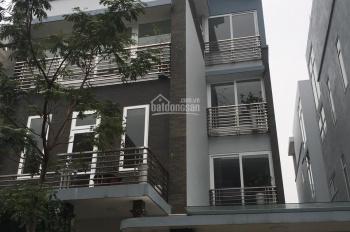 Cho thuê biệt thự Nguyễn Xiển, Thanh Xuân, DT: 160m2 x 5 tầng, MT 6m, thang máy. Giá 40 tr/tháng