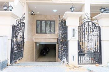 Cho thuê gấp nhà phố văn phòng khu Cityland Gò Vấp trệt 3 lầu, hầm giá rẻ nhất thị trường 32 tr/th