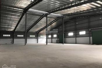 Cho thuê kho - xưởng sản xuất mặt tiền khu công nghiệp Phú An Thạnh - Tỉnh lộ 830