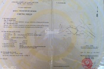 Nhà nhỏ đẹp ĐC: 52/ Nguyễn Hữu Cầu, Tân Định, Q1 kẹt tiền bán trước tết 3,6 tỷ - 0903963558