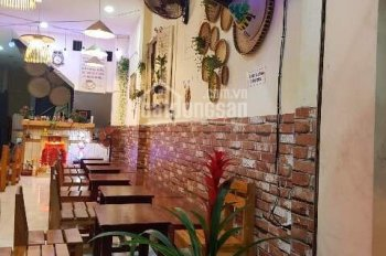 Cần sang gấp quán coffee mặt tiền Nguyễn Chí Thanh, P5, Q10 ngay bùng binh ngã 6 giá 180tr
