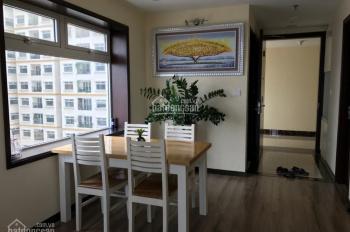Cho thuê căn hộ Hòa Bình Green, 505 Minh Khai, 2PN, 95m2, có đồ cơ bản, 11 tr/th. LH 033 339 8686