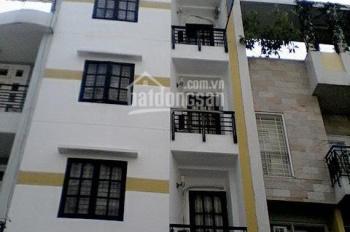 Nhà cho thuê mới 100% DT 8x25m ngay mặt tiền đường Lê Đức Thọ, P. 15, Q. Gò Vấp