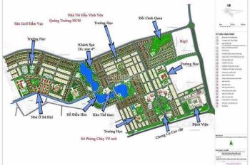 Cần bán gấp vài lô đất diện tích 100m2 đã có sổ đỏ đủ hướng tại KĐT Nam Vĩnh Yên: 0988.781.856