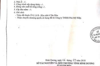 Ban đát KDC Hoàng Hùng, đường Thống Nhất (gần làng đại học, Dĩ An)
