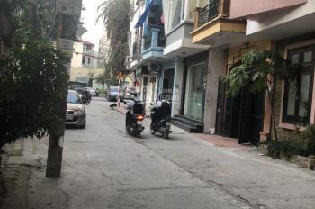 Bán nhà 40m2 x 4,5 tầng 560 Nguyễn Văn Cừ, ngõ 6m, 2 ô tô tránh nhau, giá 6 tỷ. LH: 0988211190