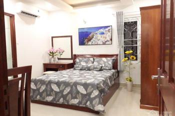 Cho thuê căn hộ mini full nội thất gần siêu thị Coop Mart Nhiêu Lộc đường Hoàng Sa, quận 3, HCM