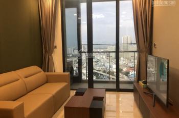 Cho thuê căn hộ cao cấp Vinhomes Ba Son, 1PN, 20tr/th full nội thất tầng trung view đẹp: 0705643878