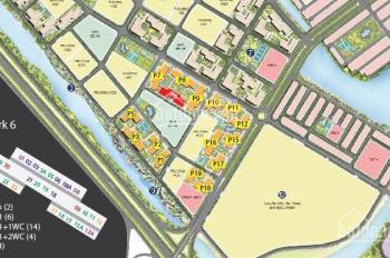 Vincity Ocean Park độc quyền tòa Park 6 tặng 2 chỉ vàng cho CH 2PN và nhiều phần quà, 0989898450