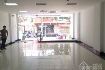 Cho thuê nhà phố Hoàng Cầu, 60m2 x 4.5 tầng, MT 6m, Nhà đẹp, phù hợp mọi mô hình KD, 30tr/th