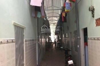Cần sang lại gấp lại dãy nhà trọ 12 phòng Quang Trung, Hóc Môn, giá: 1,4 tỷ. LH 0901436563. SHR