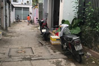 Bán nhà hẻm thông 4m Trần Tấn, 4x13m, gác lửng, sát Âu Cơ, P. Tân Sơn Nhì, Q. Tân Phú