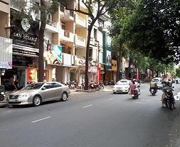 Bán nhà mặt phố đường Chu Văn An, Quận Bình Thạnh