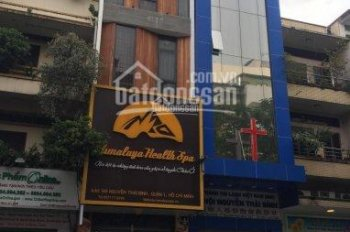 Bán nhà mặt tiền Nguyễn Tri Phương, quận 10, 4.1 x 16m. trệt 3 lầu, giá 24.5 tỷ