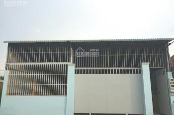Nhà xưởng diện tích 10.6m x 40m, mặt tiền đường Đặng Công Bỉnh, Hóc Môn